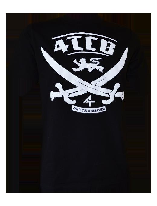 Fourth Time T-Shirt 4TCB Sword