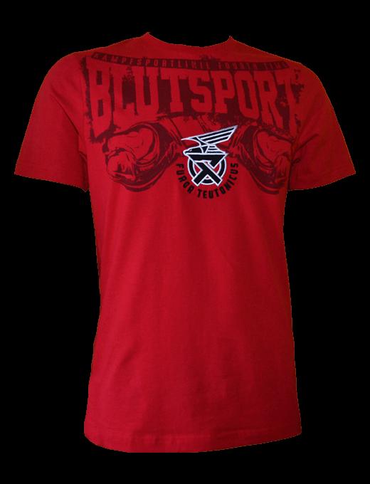 Fourth Time T-Shirt Blutsport