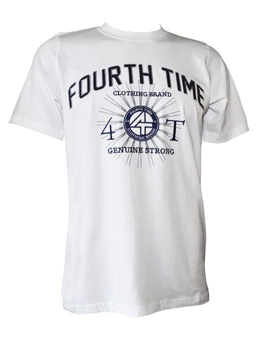 Fourth Time T-Shirt Genuine Strong
