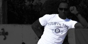 Fourth Time T-Shirt Genuine Strong Details