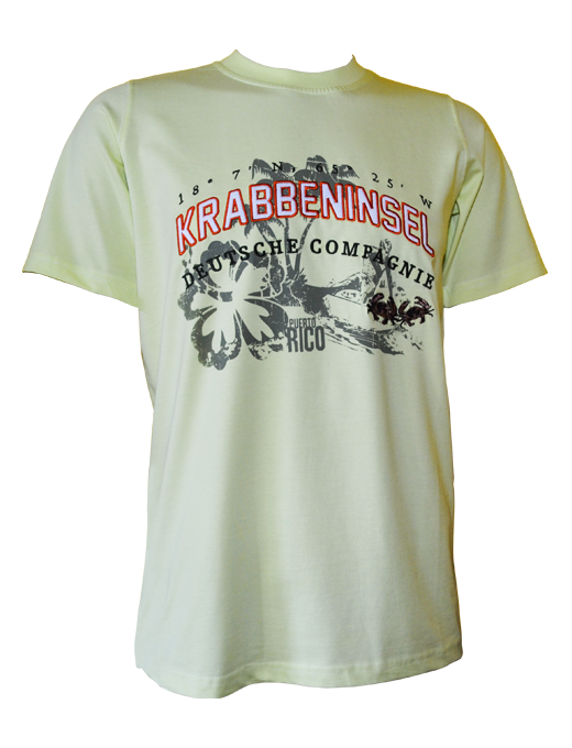 Fourth Time T-Shirt Krabbeninsel