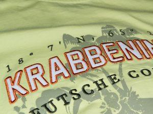 Fourth Time T-Shirt Krabbeninsel Details