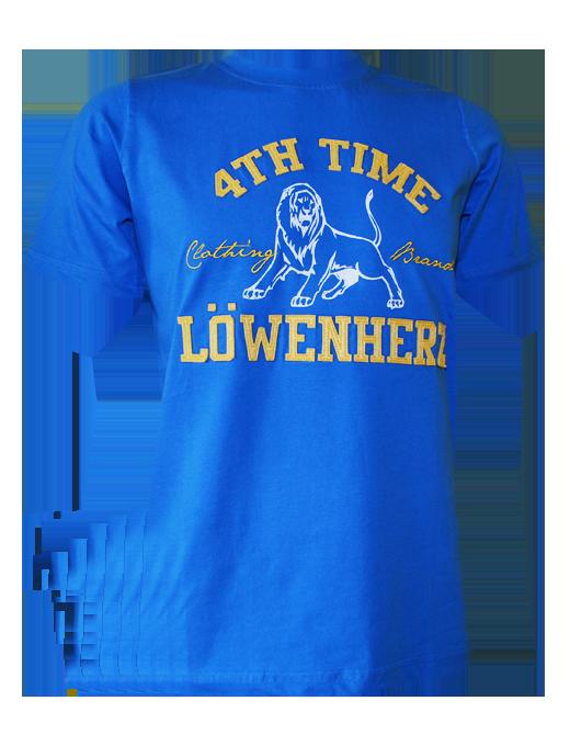 Fourth Time T-Shirt Löwenherz
