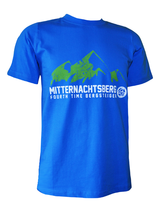 Fourth Time T-Shirt Mitternachtsberg