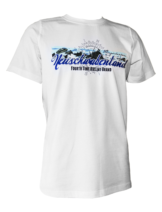 Fourth Time T-Shirt Neuschwabenland