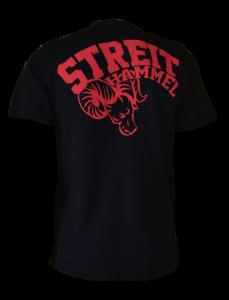 Fourth Time T-Shirt Streithammel Rücken