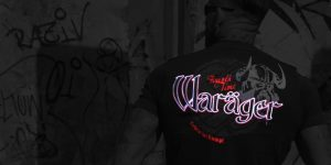 Fourth Time T-Shirt Waräger Details